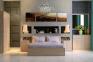 Кровать без основания Sanvut КШС1400 1