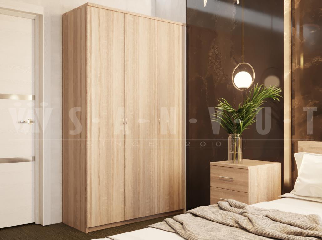 Шкаф для гостиной Sanvut Уют МУ 6
